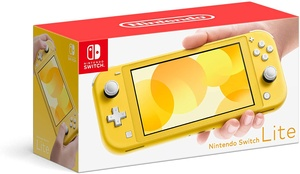 Nintendo Switch Lite - Yellow - Online Electronics Store by Sopro Market