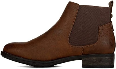 Yellow Shoes Dylan Leather Chelsea Boots with Memory Foam Sole and Compressed Heel - 5 Colours