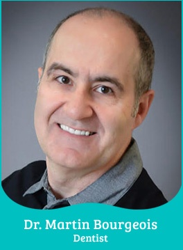 Dr. Martin Bourgeois - Dentist in Toronto at Dentists on Bloor