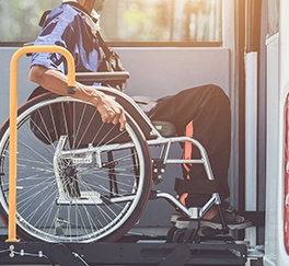 BraunAbility Wheelchair Lifts by Access Options Inc in Palo Alto