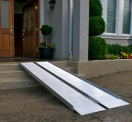 Wheelchair Ramp by Access Options Inc in Mountain View