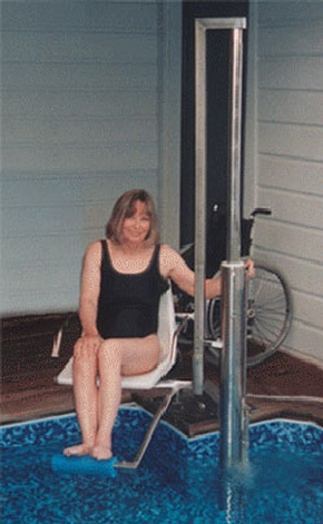 Aquatic Access Inc. Lifts For In-Ground Pools - IGAT-180-135 by Access Options Inc - Pool Lifts Fremont