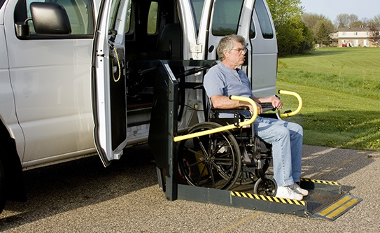 Watsonville Wheelchair Lift Van by Access Options Inc