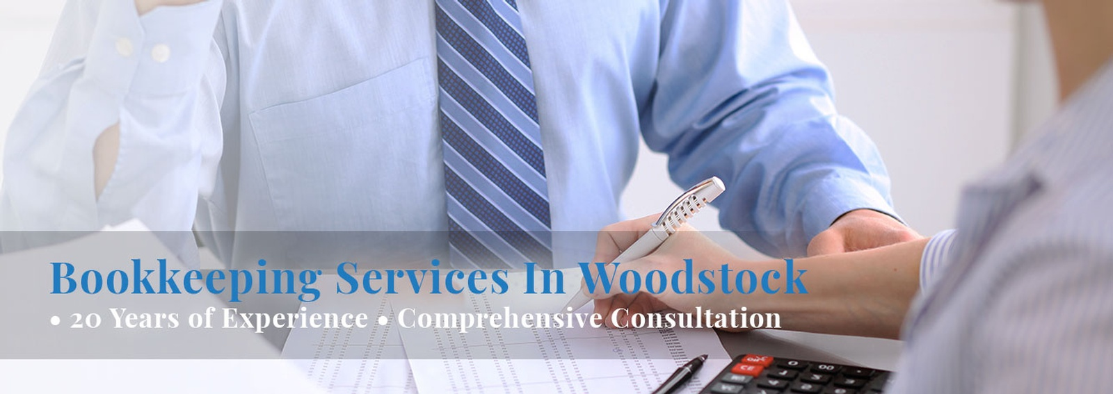 Accounting Services Woodstock