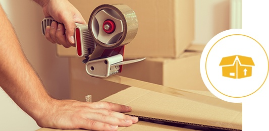International Packing/Relocation Services in Mississauga, ON