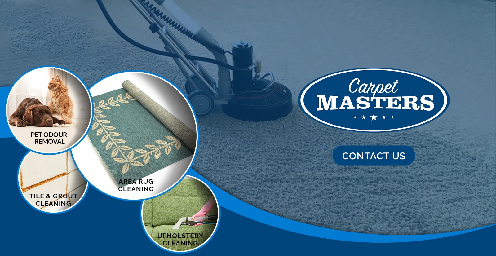 Carpet Masters - Professional Carpet Cleaning Company in Cambridge