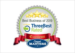 Best Business of 2019 - Excellence - Carpet Masters