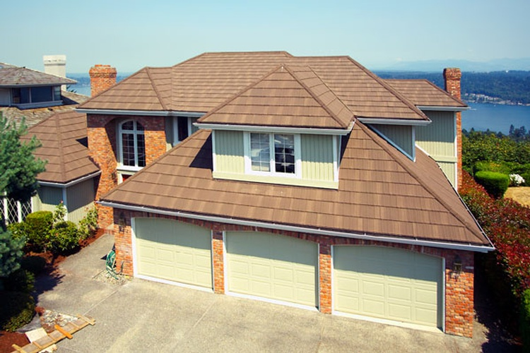 Simple Urban House - Residential Roof Repairs Redmond by Bellevue Roofing Company, Inc