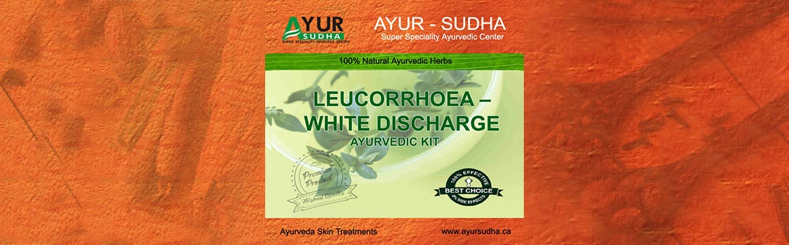 LEUCORRHOEA - WHITE DISCHARGE