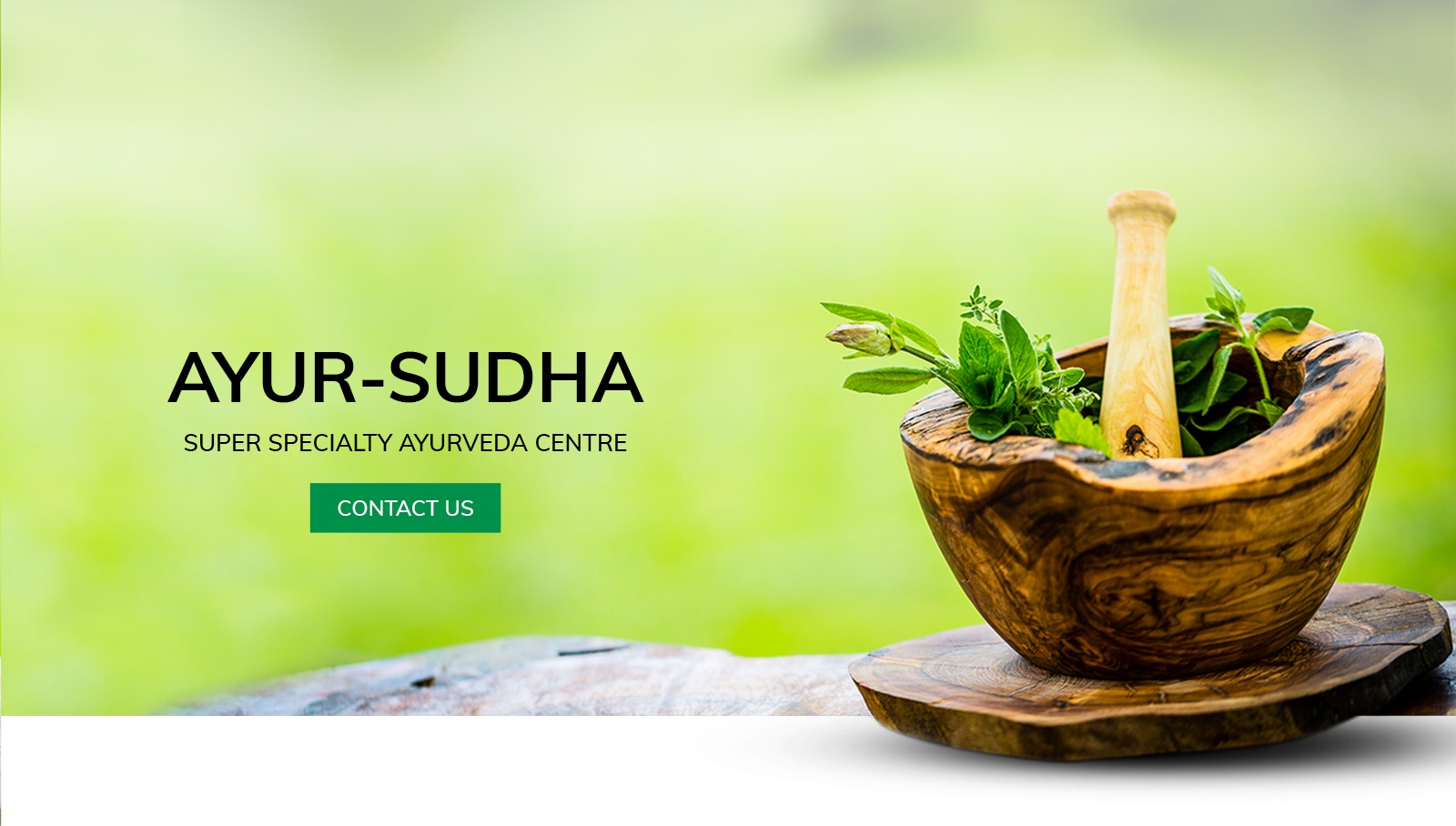 AYUR-SUDHA - Super Speciality Ayurveda Center