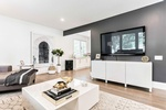 Luxury Living Space - Interior Design Services Willow Park by Dayle Sheehan Interior Design Inc.