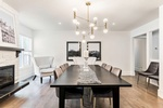 Dining Room Interior Design Calgary by Dayle Sheehan Interior Design Inc.