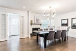 Custom Dining Room Interior Design Calgary by Dayle Sheehan Interior Design Inc.