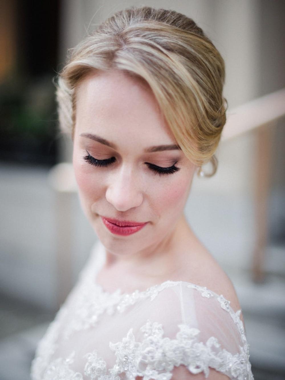 Toronto Natural Bride Makeup