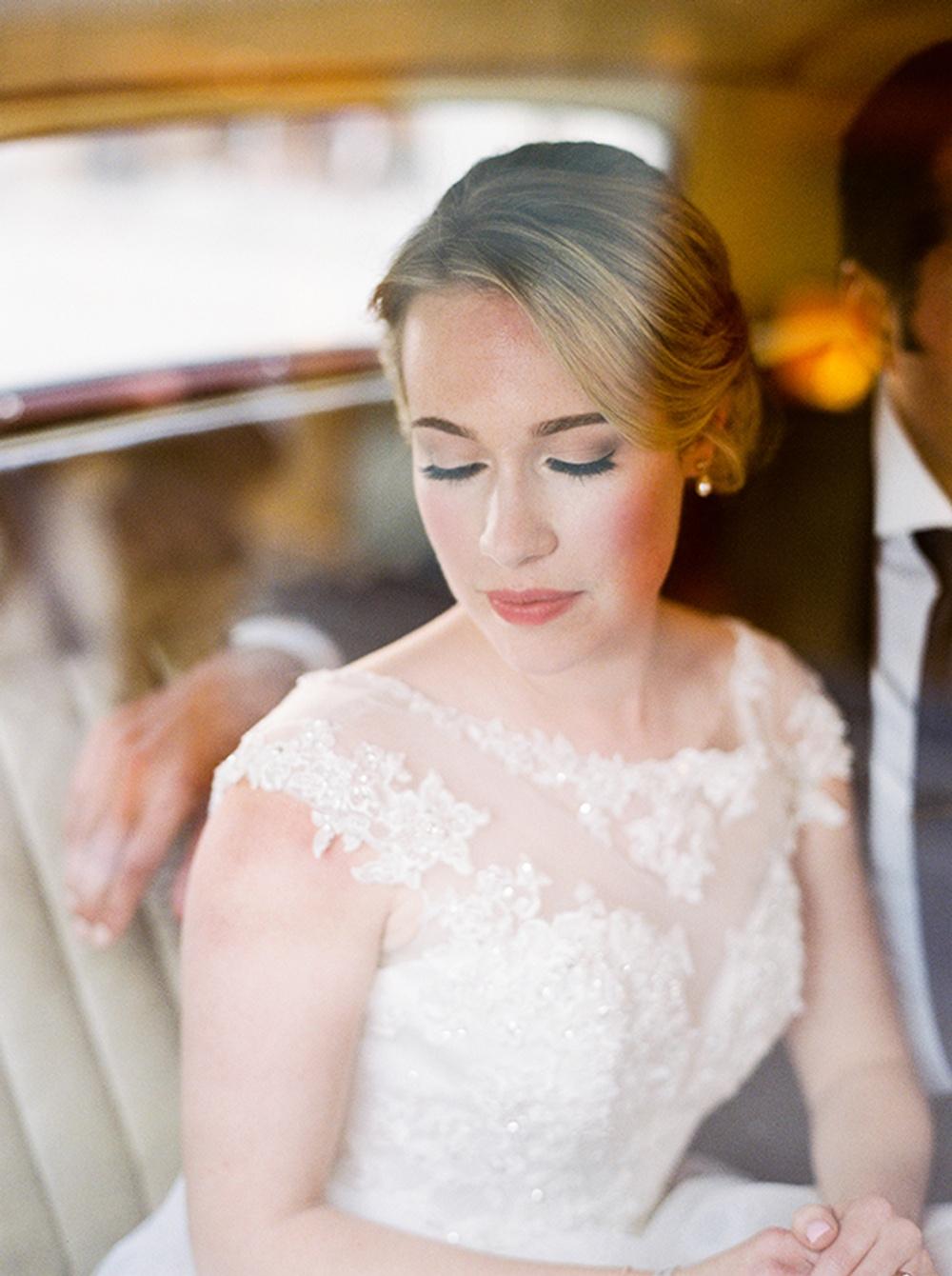 Toronto Classic Bride Makeup Style Chic Elegant Expensive