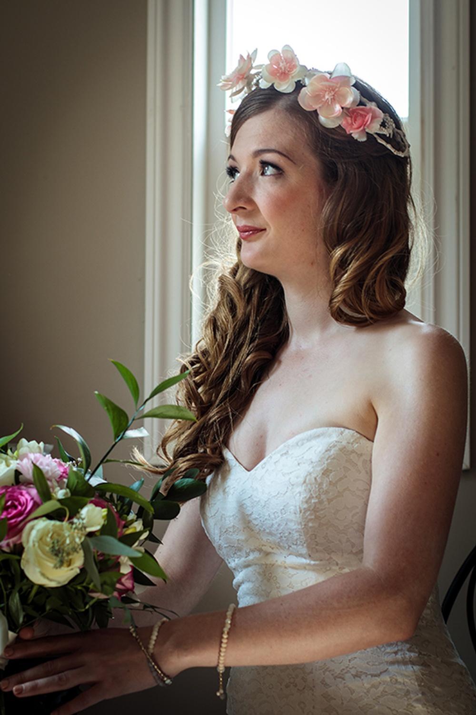 Natural Bride Makeup Toronto Bridal