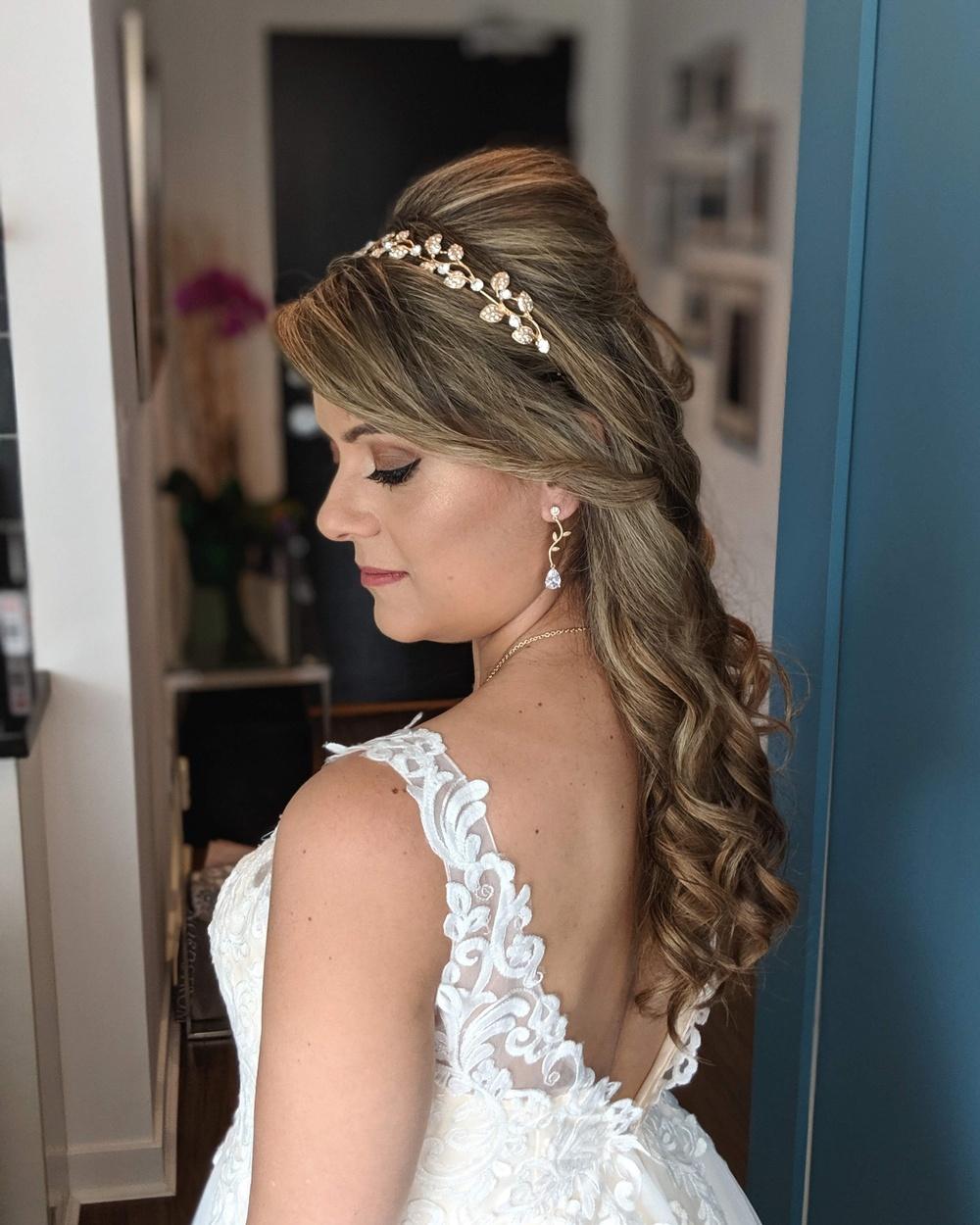 Toronto Bridal Hair Makeup