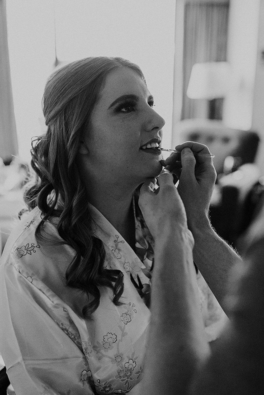 Toronto Bridal Wedding Makeup Artist Bride