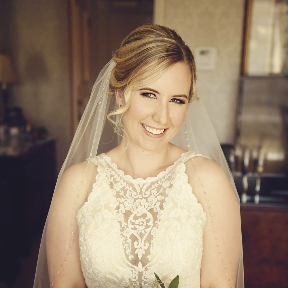 Sarah - Wedding Makeup Services by Wedding Hair Stylist Toronto - Michael Fels Beauty