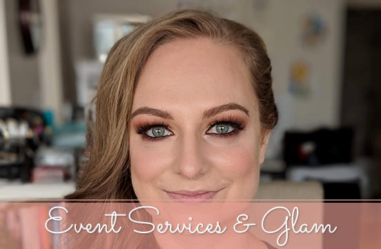 Glam Makeup for Special Events by Michael Fels Beauty Hair and Makeup - Makeup Artists Burnaby