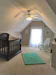 Kids Room With a Rocking Chair and Furniture - Interior Decorator Athens at Sage Key Interiors
