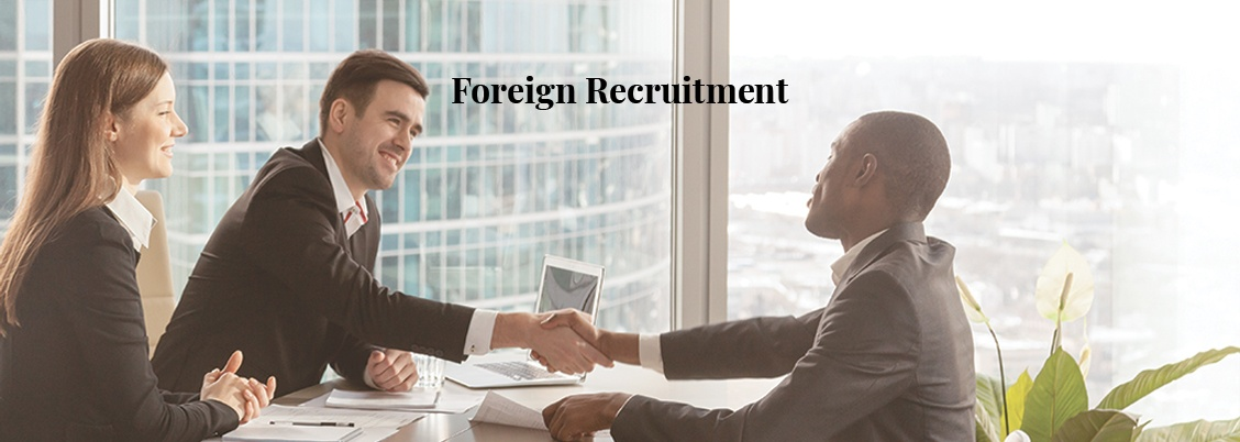 Foreign Recruitment