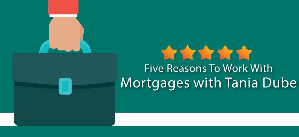 Blog by Tania Dube Mortgages