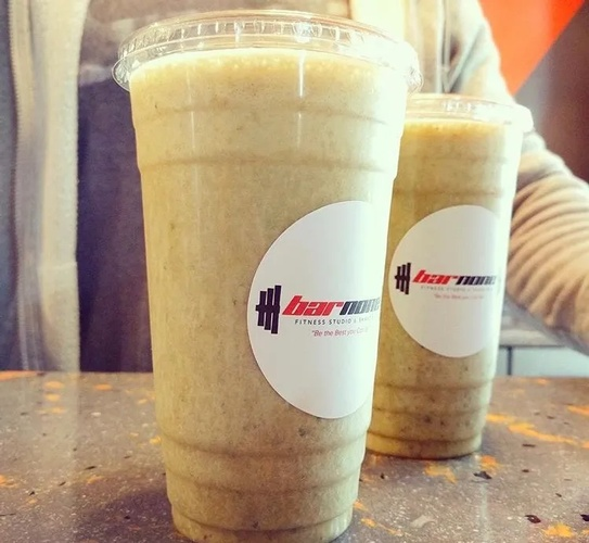 Shakes And Healthy Meal Plans at Bar None Fitness Studio in Burlington