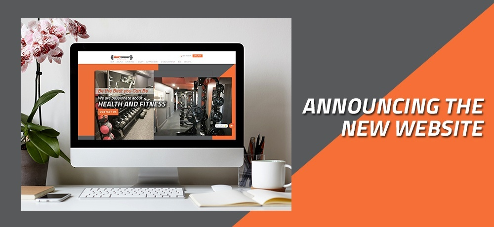 Announcing The New Website - Bar None Fitness Studio