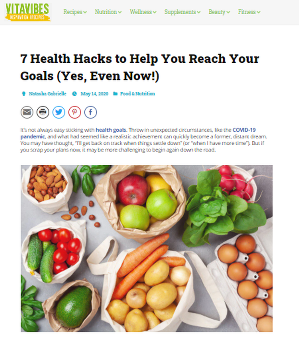 7_Health_Hacks_to_Help_You_Reach_Your_Goals_Vitacost_Blog