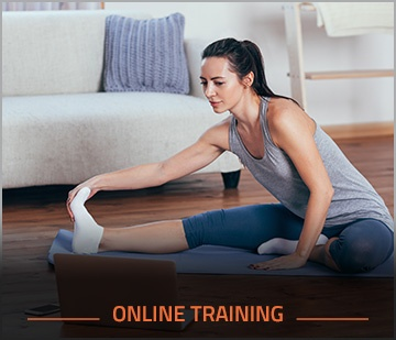 Online Custom Workout Program by Bar None Fitness Studio in Burlington