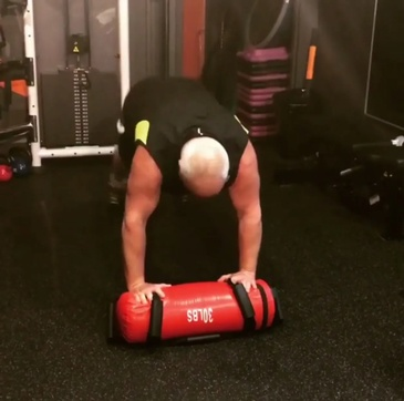 Press Up Workout Program by Bar None Fitness Studio - Personal Training in Burlington