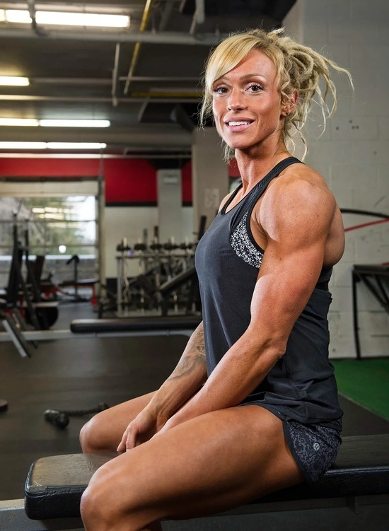 Jess - Burlington Personal Training by Bar None Fitness Studio