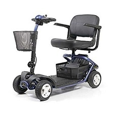 GOLDEN LiteRider 4-Wheel Scooter at Mandad Medical Supplies, Inc - Mobility Equipment Maryland