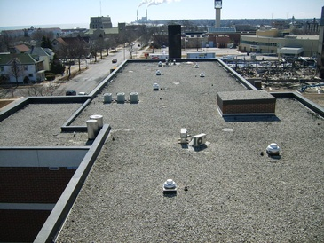 Commercial Roofing Contractor Dallas