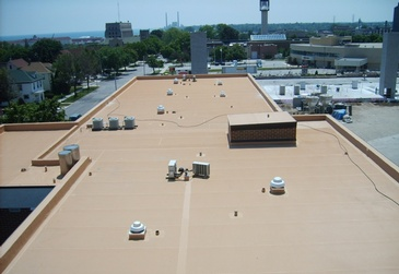 Powell Commercial Roofing