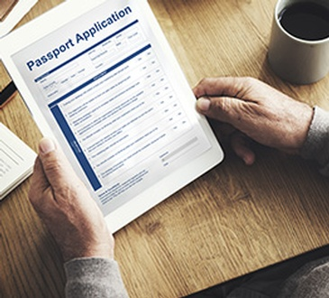 Passport Application Assistance