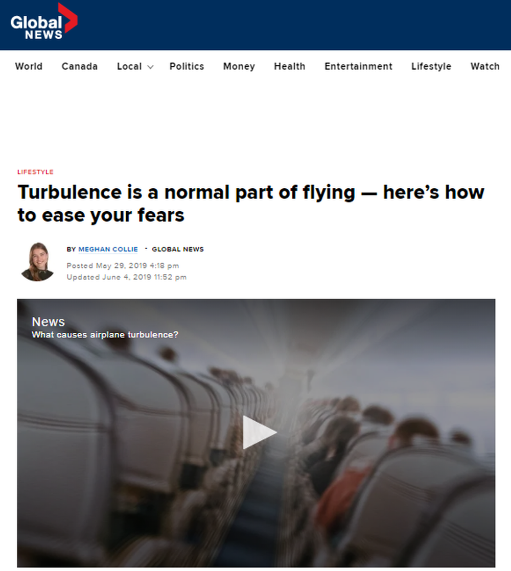 Turbulence is a normal part of flying — here's how to ease your fears - National   Globalnews ca.png