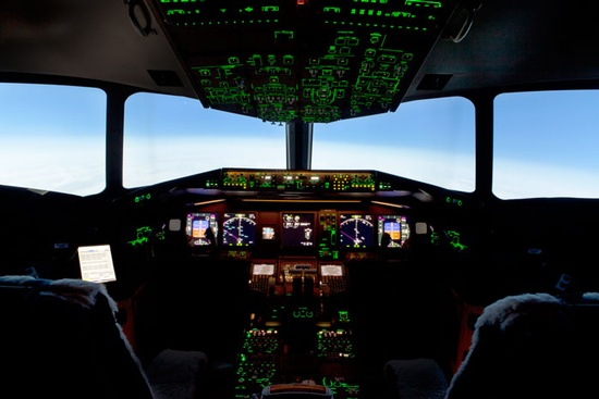 Aircraft Simulator Training
