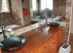 Bathroom Vanity by PB Construction - Residential General Contractor Austin TX