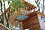 Wooden House by PB Construction - Residential Construction Austin TX