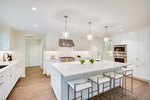 Modular Kitchen by PB Construction - General Contractor Austin