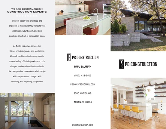 PB Construction - Austin Remodeling Contractor