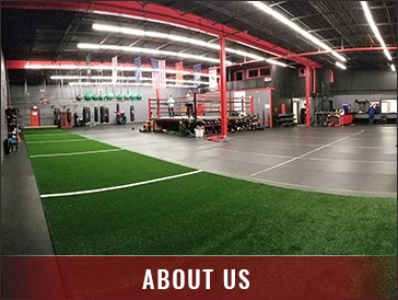 Gym and Fitness Training Center Randolph