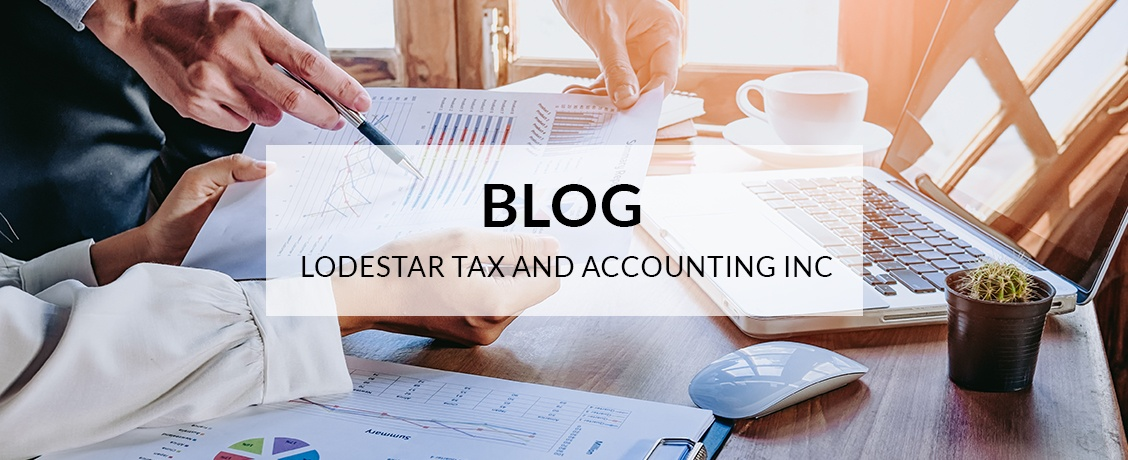 Blog by Lodestar Tax and Accounting Inc