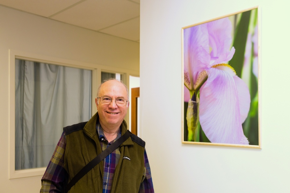 Biophilic Art Installed at Bjc West Siteman Cancer Center.