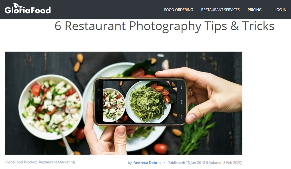 6_Amazing_Restaurant_Food_Photography_Tips_Tricks_By_GloriaFood.