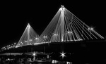 Lighted Flyover Bridge - Architecture Photography Services Chesterfield by Coblitz Photographic Arts