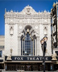 Fox Theatre - Architecture Photography Chesterfield by Coblitz Photographic Arts