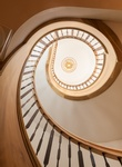 Spiral Staircase  - Architecture Photography Services Fenton by Coblitz Photographic Arts